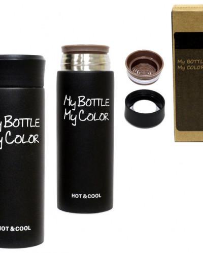 """Термос """"My bottle my color"""" 330ml 17см"""