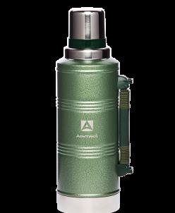 Термос с узким горлом,американский дизайн 2200мл