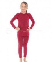 Комплект детский термобелье для девочки Extrim Merino KP100