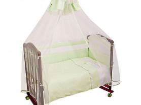 Детское постельное белье (Сатин) на 120х60