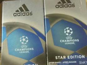 Adidas star edition одеколон адидас 50 мл