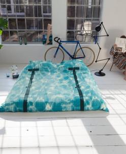 Комплект постельного белья Бассейн, 2-х спальный
