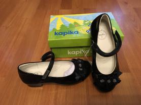 Новые туфли на девочку kapika р.30