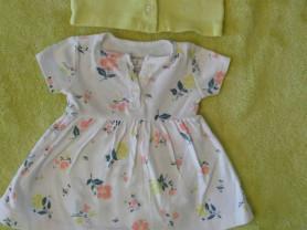 Детская одежда Carter's после доченьки на 1-3 меся