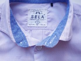 Рубашка для мальчика Sela 122 см