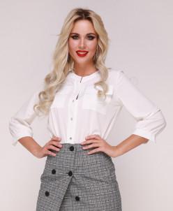 Блуза 214 айвори