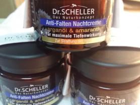 Dr.Sheller крем интенсивный ночной с маслом арганы