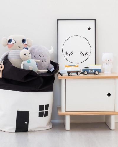 Корзина большая для игрушек HOME