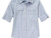 Льняная рубашка Gymboree (США)