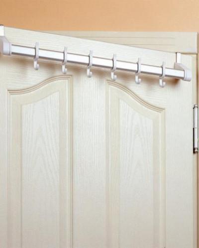 Вешалка на дверь 57 см - 6 крючков
