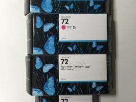 Картриджи HP 72