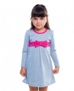 Детское платье с бантиком