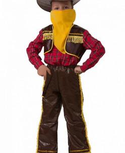 КОВБОЙ желтый (текстиль) 7013-1