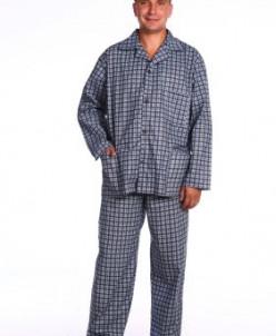 М123 Пижама мужская бязевая