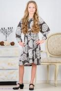 Платье на девочку 12512 col. 104
