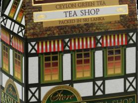 """Чай Basilur """"Чайный магазин/TEA SHOP"""" 100 граммов"""