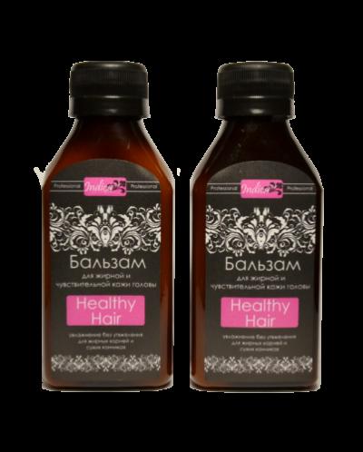 Indica - Бальзам для жирной и чувствительной кожи головы Hea