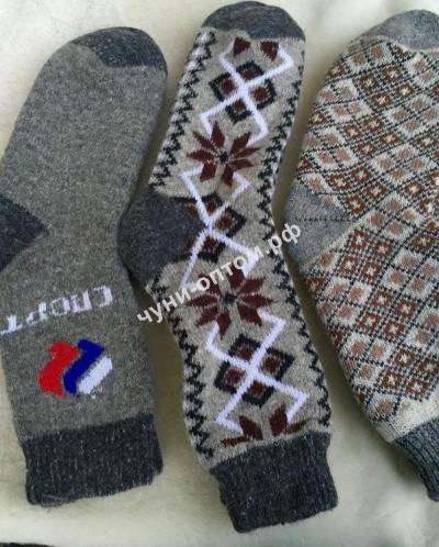 Носки мужские из ангоры