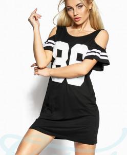 Стильное спортивное  платье Gepur