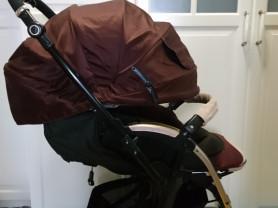 Прогулочная коляска Combi MiracleTurn Elegant