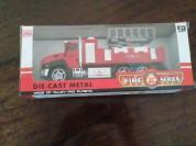 Машина пожарная металл