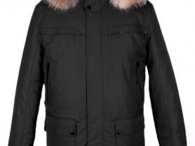 Куртка новая на синтепоне, 58 р-р