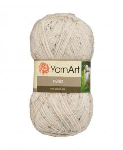 Пряжа YarnArt TWEED 30% шерсть, 60 акрил, 10% вискоза