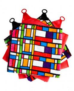 полотенце в комплекте 4шт   Piet