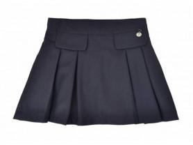 Borelli новая школьная юбка размер 8,черного цвета