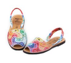 Seva. Обувь из Испании. Абаркасы.
