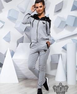 Стильный спортивный костюм - 16901
