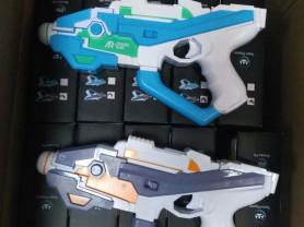 Интерактивный пистолет дополненной реальности AR 4