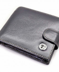 Маленький женский кожаный кошелек Sergio Valentini СВ 8124-0
