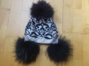 Зимние шапочки и комплекты на ог 50-54