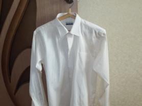 Рубашка мужская р-р 44-46