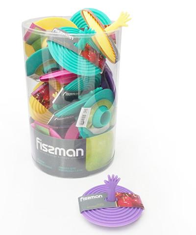 7265 FISSMAN Силиконовая пробка для раковины 7,5 см