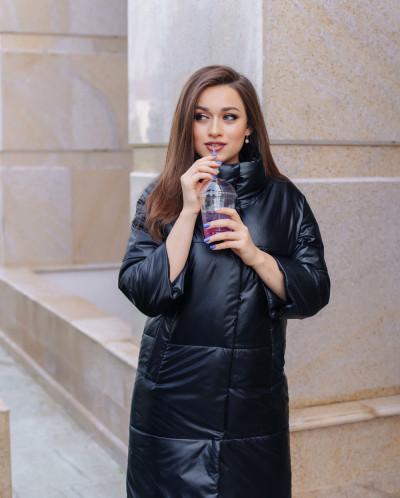 Куртка женская демисезонная 21680 (черный)