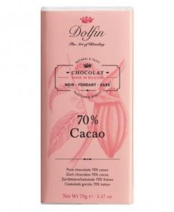 Тёмный шоколад 70%, 70 гр.