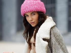 Продам красивую и тёплую шапку!!!Шерсть+мохер