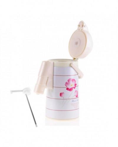 Термос-кофейник 3л с кнопкой с ручкой