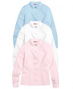 """Блузка для девочек """"""""ШКОЛА"""""""""""