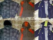 Куртки три штуки