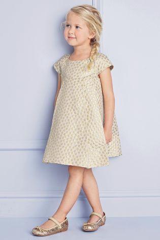 Платье жаккардовое