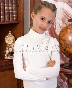 Трикотажная блузка Л*ада экрю