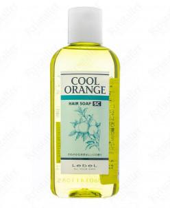 Шампунь для волос и кожи головы Cool Orange Hair Soap Super