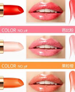 Помада-желе для губ, меняющая цвет 3