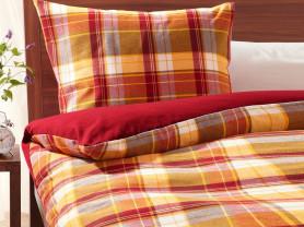 Двухстороннее фланелевое постельное белье от Tchib