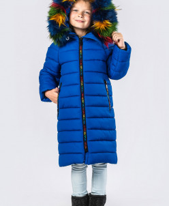 Детская зимняя куртка DT-8266