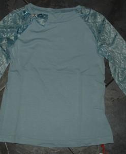 Трикотажная блузка Д*орис