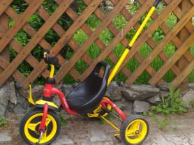 Трехколесный велосипед Puky CAT 1S 2223 red